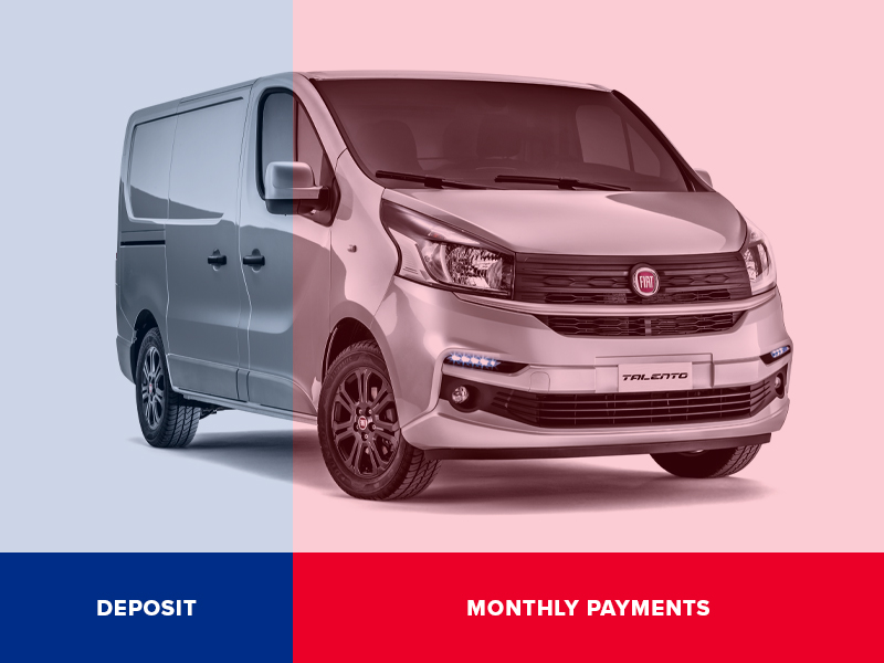 Fiat Professional Finance Options Hire Purchase