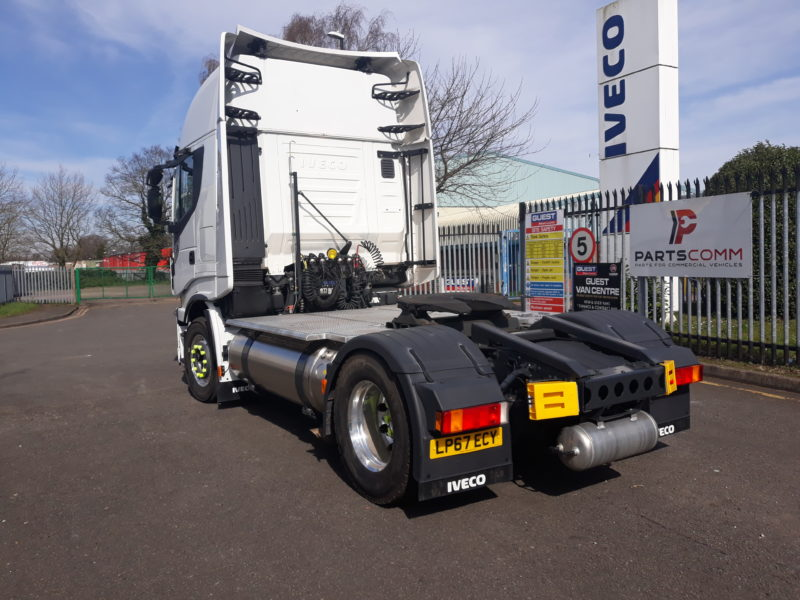 Iveco Stralis LP67 ECY AS440S40T/P 4X2 Gas Tractor