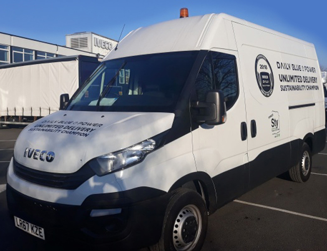 Iveco Daily 3520 1