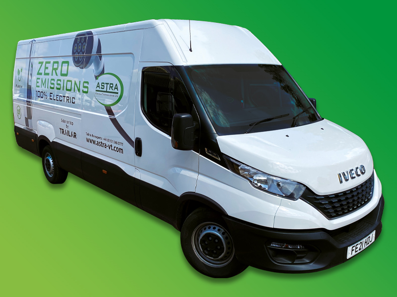 Astra Technologies Iveco Daily
