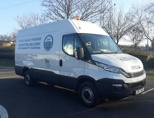 Iveco Daily 3520 2