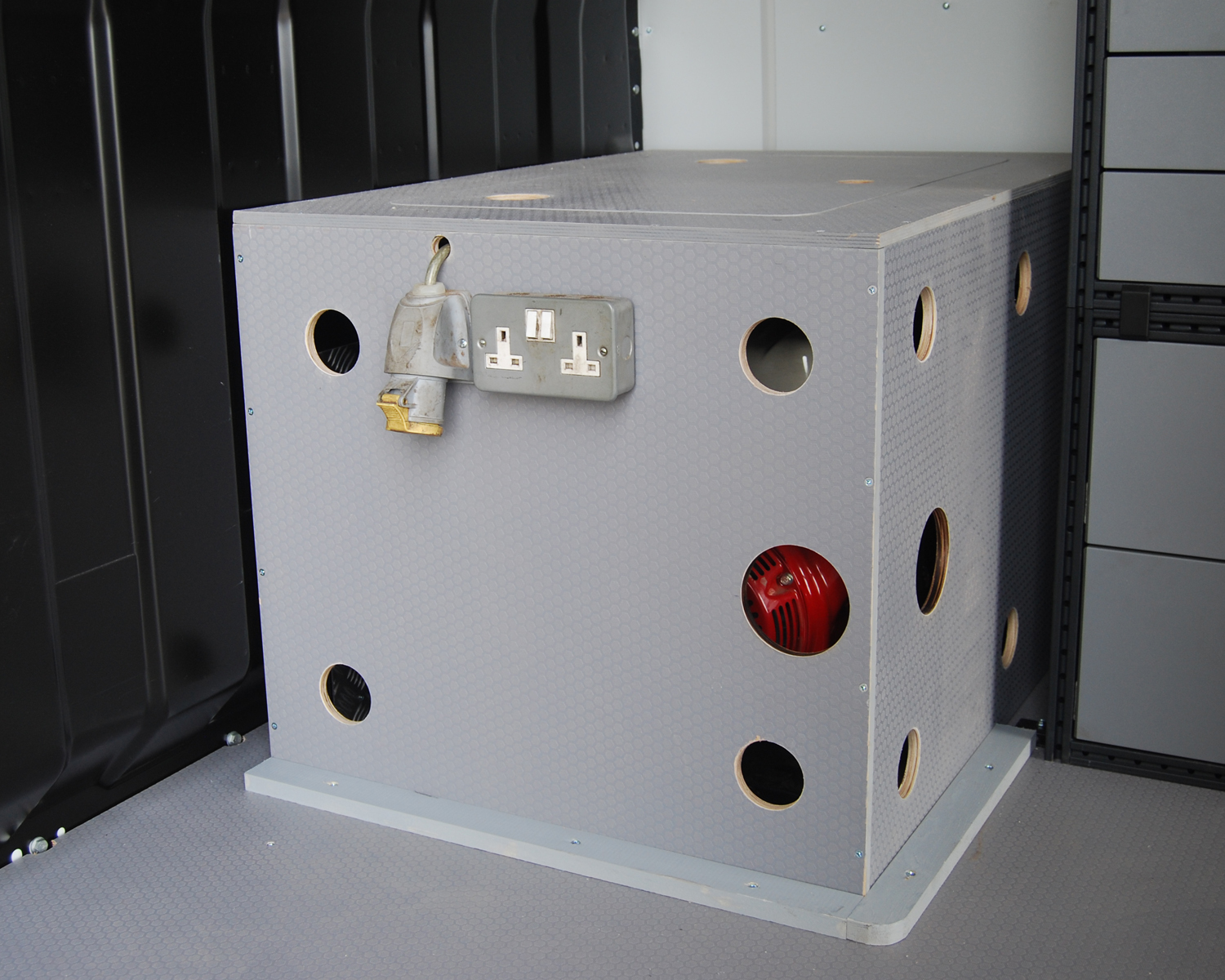 VLS Gallery Electric Box Cover
